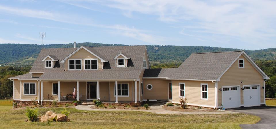 Loudoun County Custom Home 2