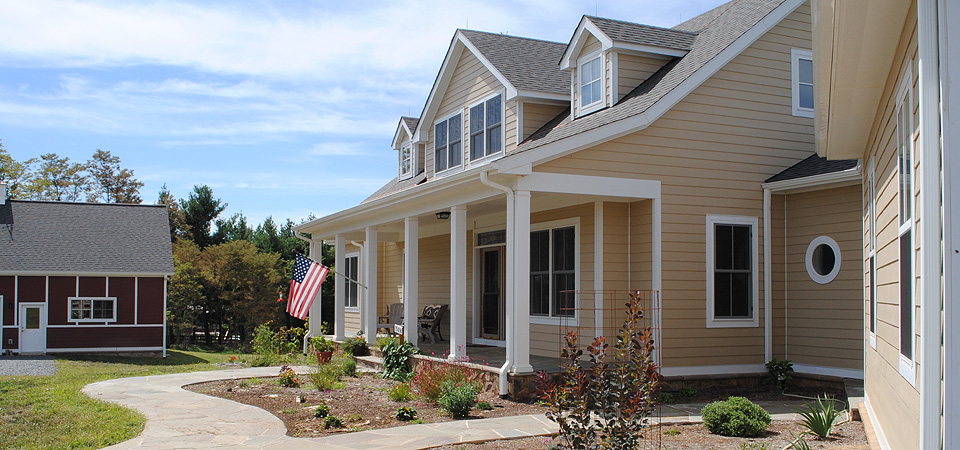 Loudoun County Custom Home 6