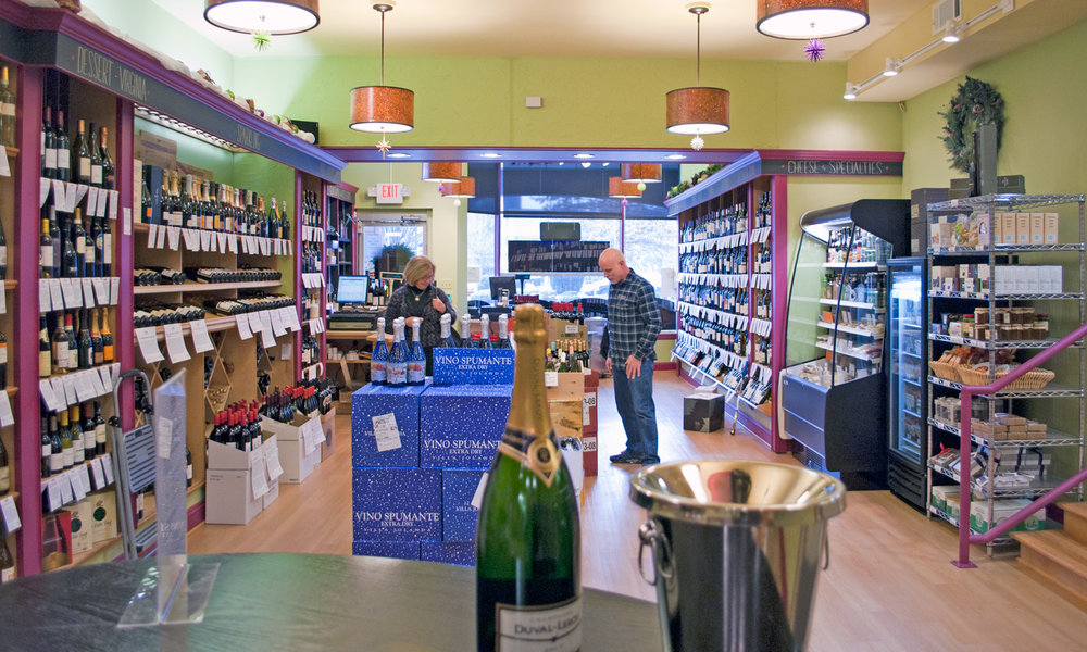 Wine Shop, McLean, Virginia