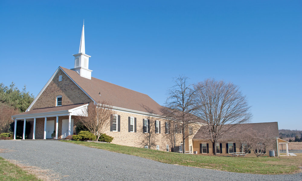 Church Addition, Leesburg, VA