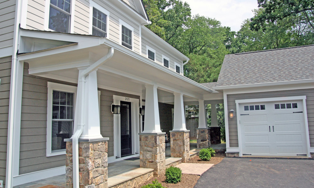 Falls Church, VA Custom Home