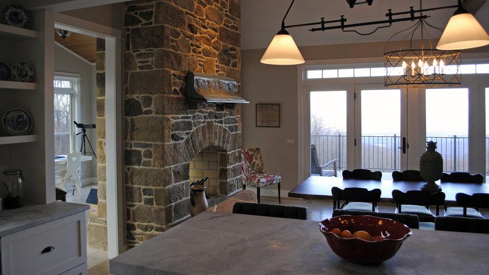 bluemont custom home 2