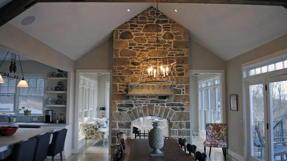 bluemont custom home 1