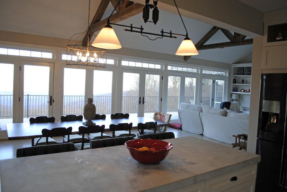 bluemont custom home 3