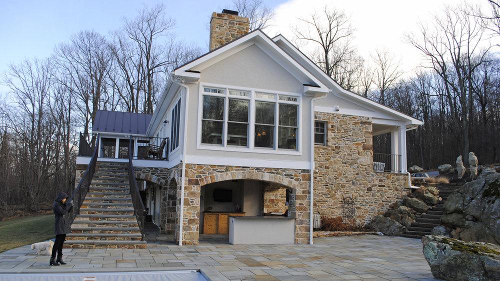ONeil Architects Bluemont Virginia Custom Home