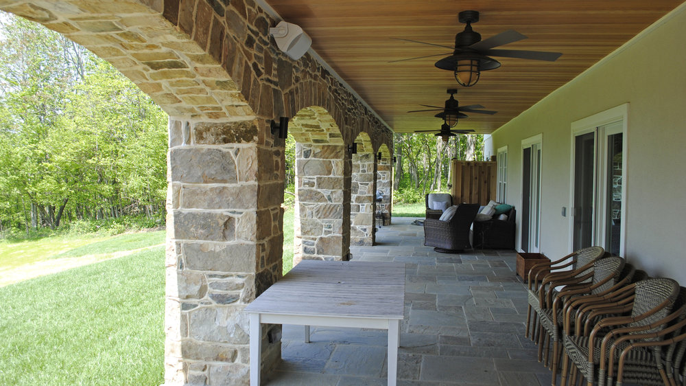 bluemont custom home 10
