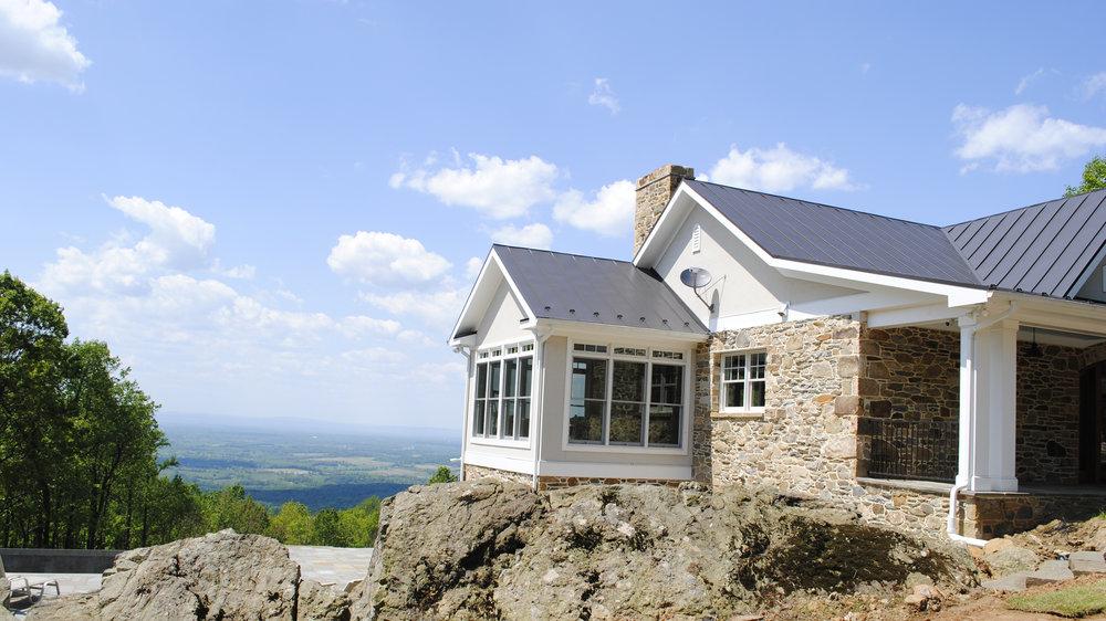 bluemont custom home 14