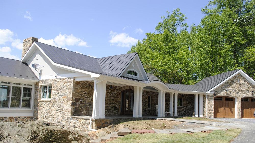 bluemont custom home 15