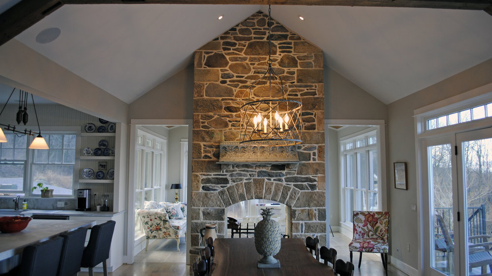 Bluemont, VA Custom Home