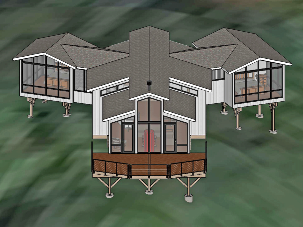 custom home west virginia 1