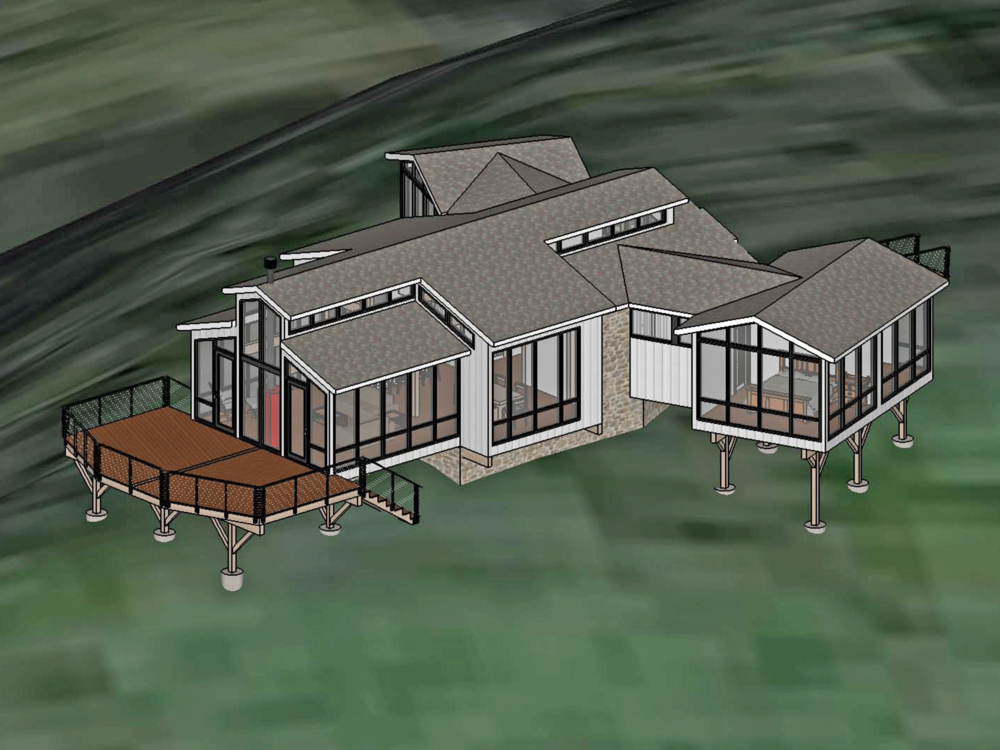 custom home west virginia 2