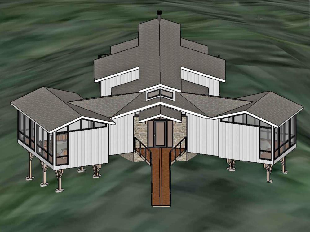 custom home west virginia 4