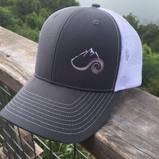 Grand Teton Mesh Trucker Hat — Retreat Outside 883c3a71b27e