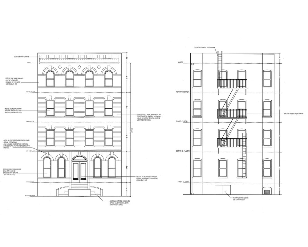 250 Madison Street LPC ELEVATION.jpg