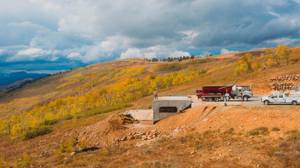 Bertoldi Architects & Blue Willow Builders / Photo: Marshall Brinbaum
