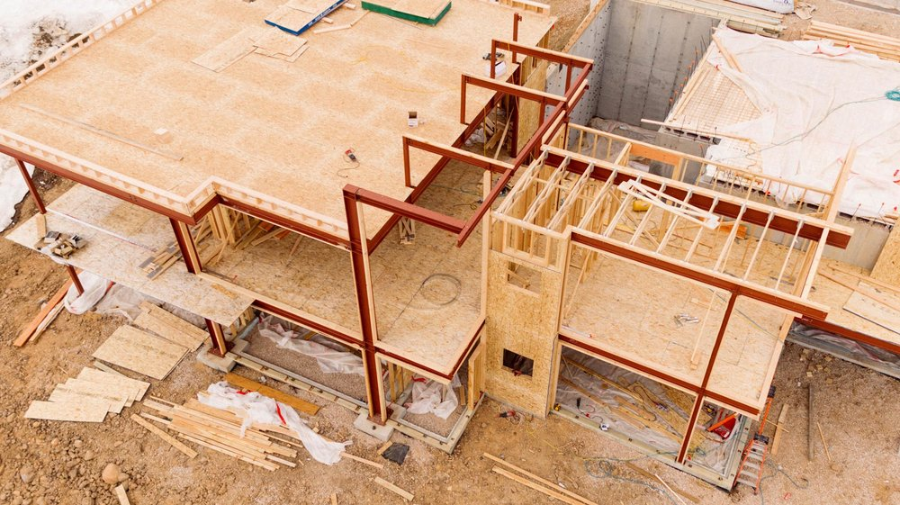 Bertoldi Architects & Blue Willow Builders / Photo: Marshall Birnbaum