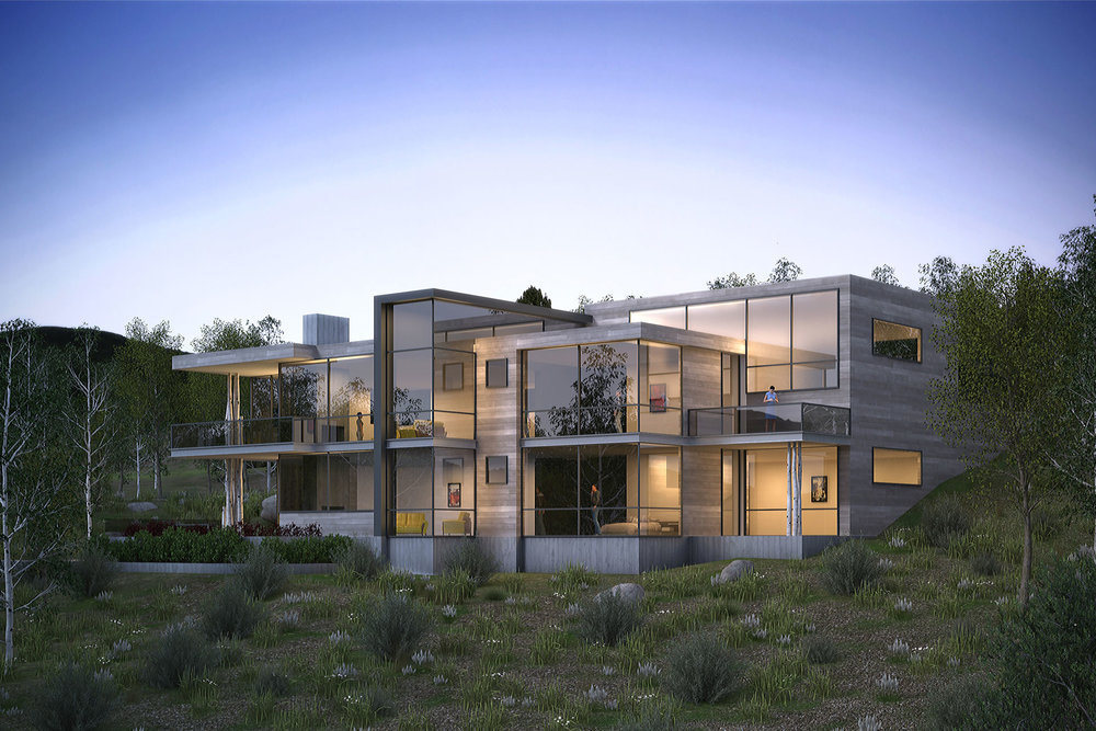 Rendering by Bertoldi Architects