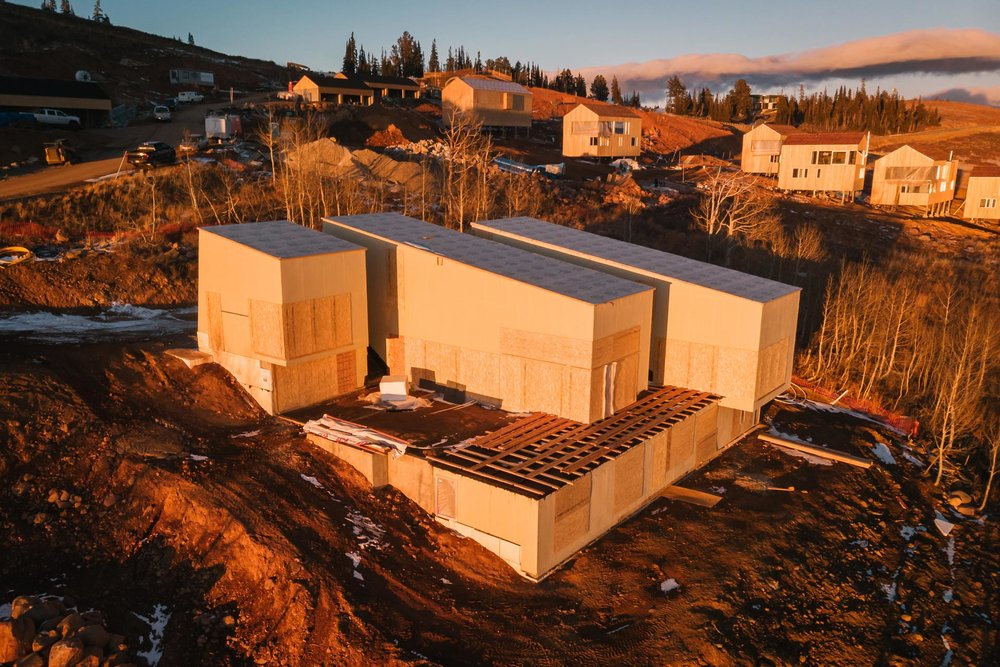 MacKay-Lyons Sweetapple Architects & Edge Builders / Photo: Paul Bundy