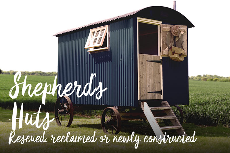 Shepherds Hut Restoration