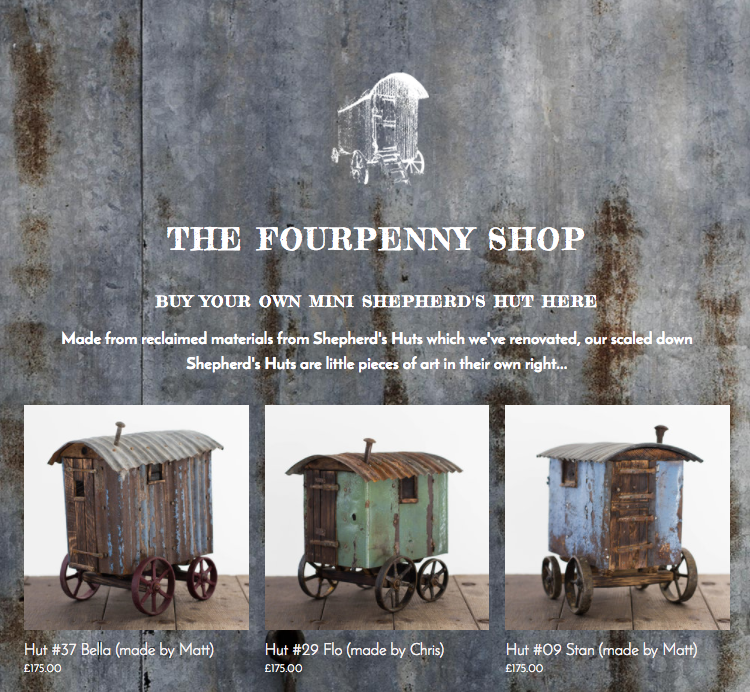 The Fourpenny Shop