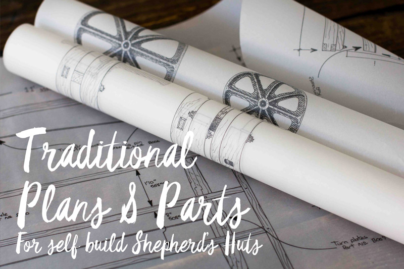 Technical Plans for Shepherds Huts