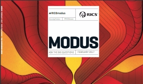 RICS Modus    Easy as 1, 2, 3D