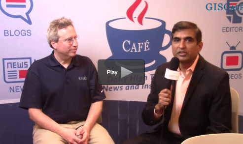 GIS Cafe    2  017 SPAR3D Interview
