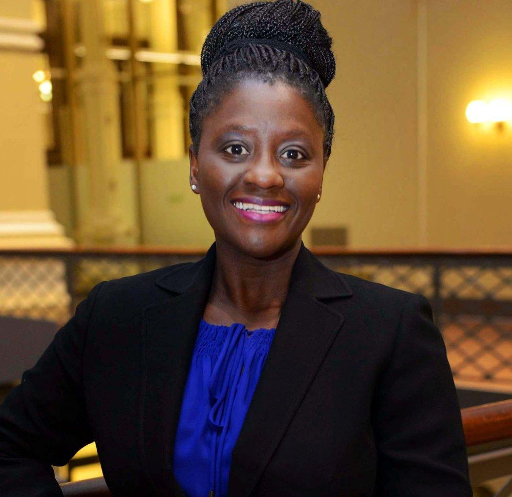 Yemi Akande-Bartsch, Ph.D. FOCUS President & CEO