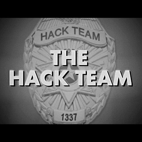 Figure 1: A still from the non-existent Hack Team film.