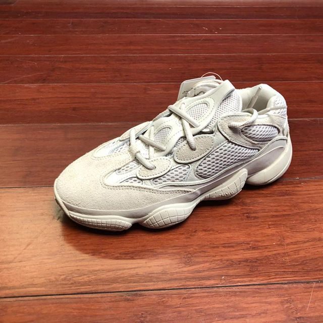 Sz 4, 5, 5.5, 6 available Yeezy Desert Rat Bunny Ears. $300 each brand new first come first serve