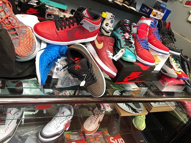 Man all these shoes $60.00 each #dreamteamsf