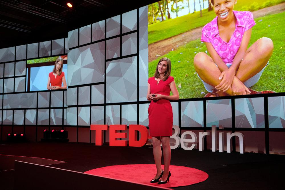 Credit: TEDxBerlin/ Sebastian Gabsch