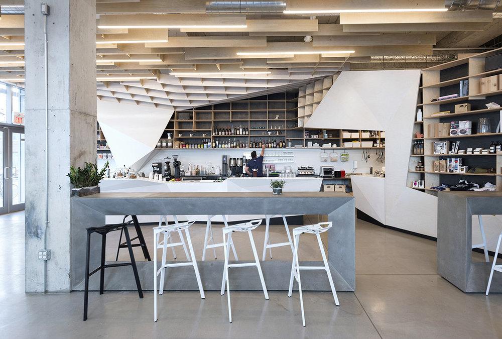 Odin Cafe + Bar