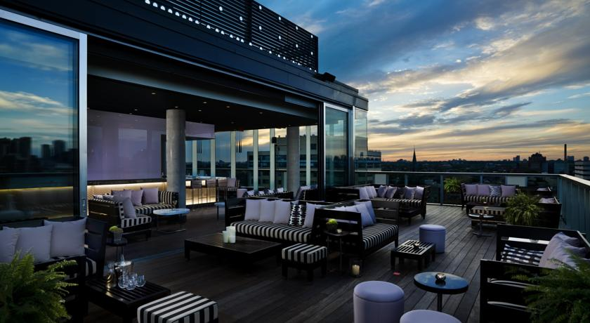 Rooftop Bar at Thompson