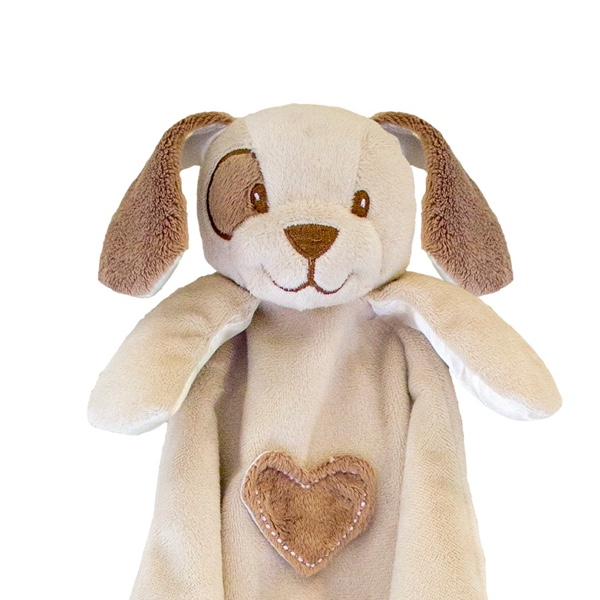 The CuddleBright® Experience - Puppy Lovie - Pack of 12