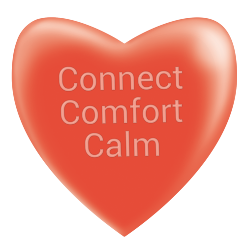 CuddleBright® Connect Comfort Calm™ Keepsake Replacement Heart