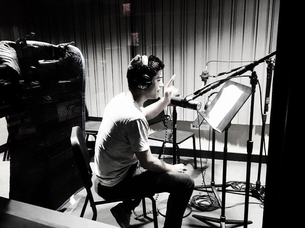 Soundesque Voice-Over Dubbing