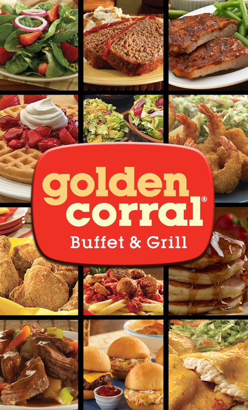 Golden Corral Restaurants, 2912 Boca Chica Blvd, Brownsville, TX, 78521 -  Image