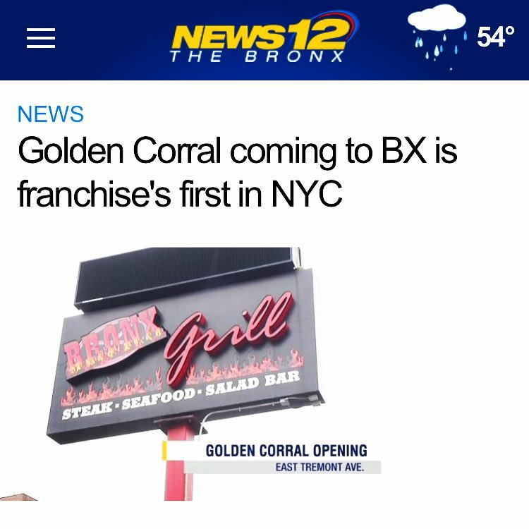 News 12 The Bronx - Oct 2016
