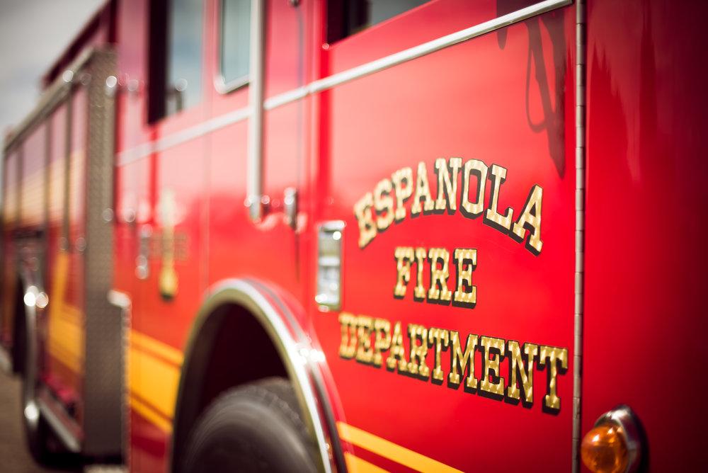 Espanola Fire Dept..JPG