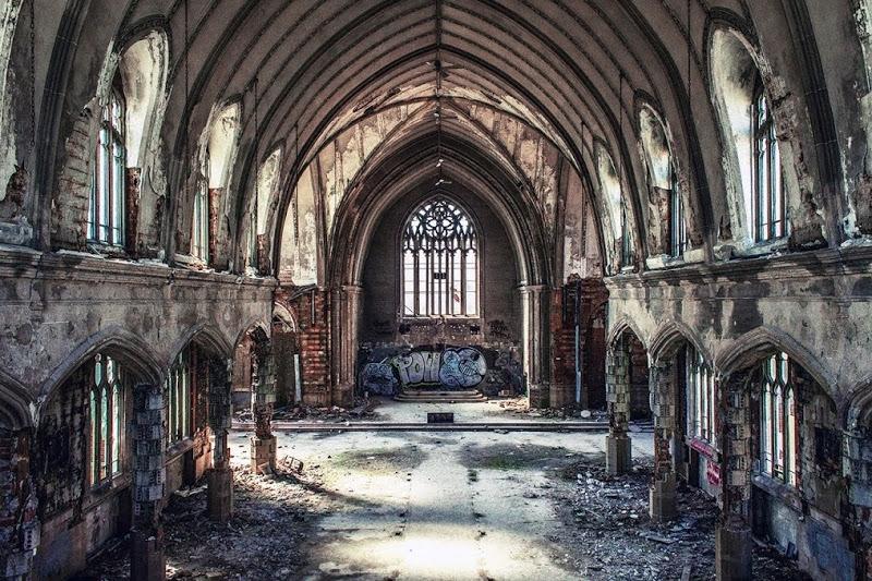 St. Agnes Cathedral, Detroit MI