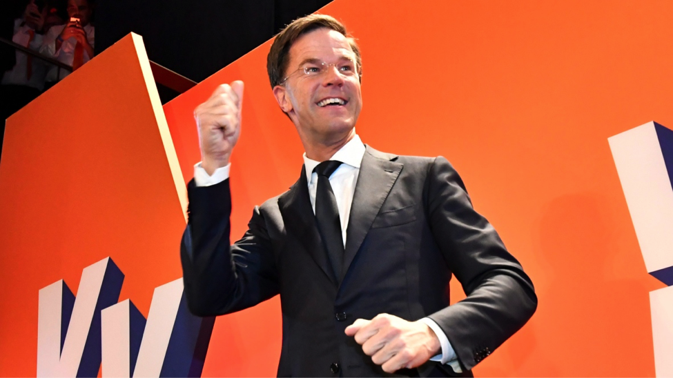 Dutch PM Mark Rutte | Patrick Post, AP