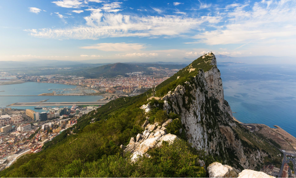 The Rock of Gibraltar. || Getty Images