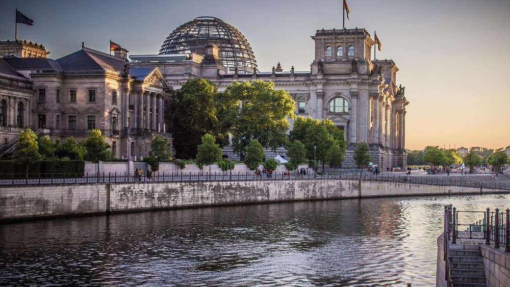 The German Reichstag in Berlin. Germany is typically classified as a liberal democracy. || René Fichtmüller, Flickr
