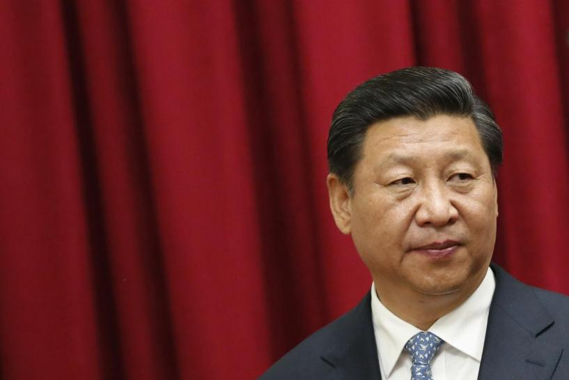 Xi Jinping, President of the People's Republic of China. || Jorge Silva, Reuters.