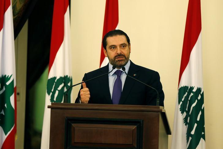 Saad Hariri, ex-Prime Minister of Lebanon. ||Mohamed Azakir, Reuters.