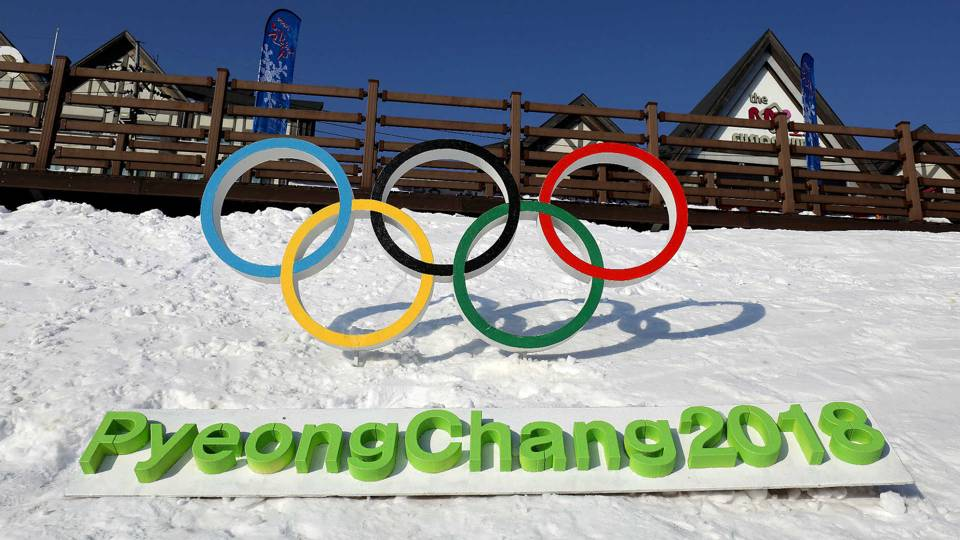 Winter Olympics 2018. || Sporting News.