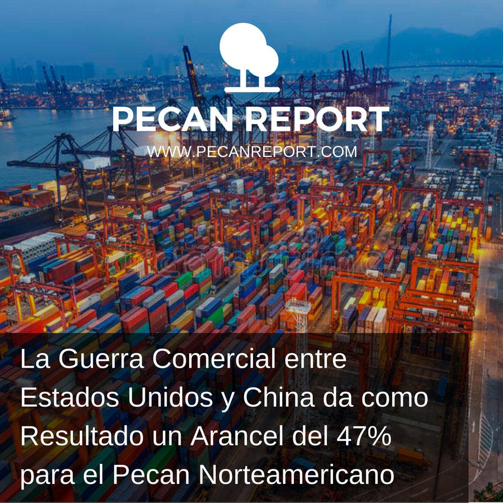 La Guerra Comercial entre Estados Unidos y China da como Resultado un Arancel del 47% para el Pecan Norteamericano.jpg