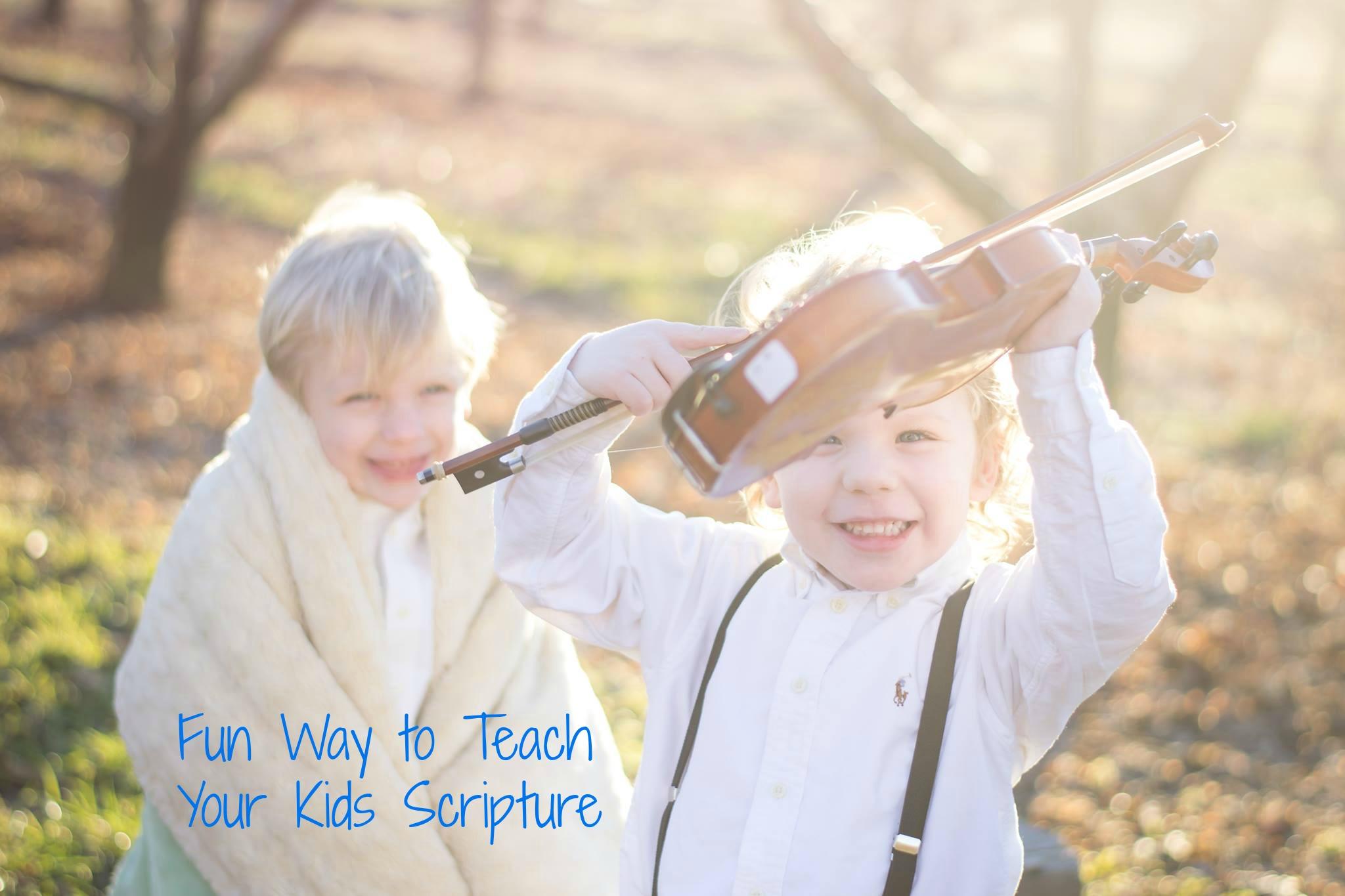 scripture memory
