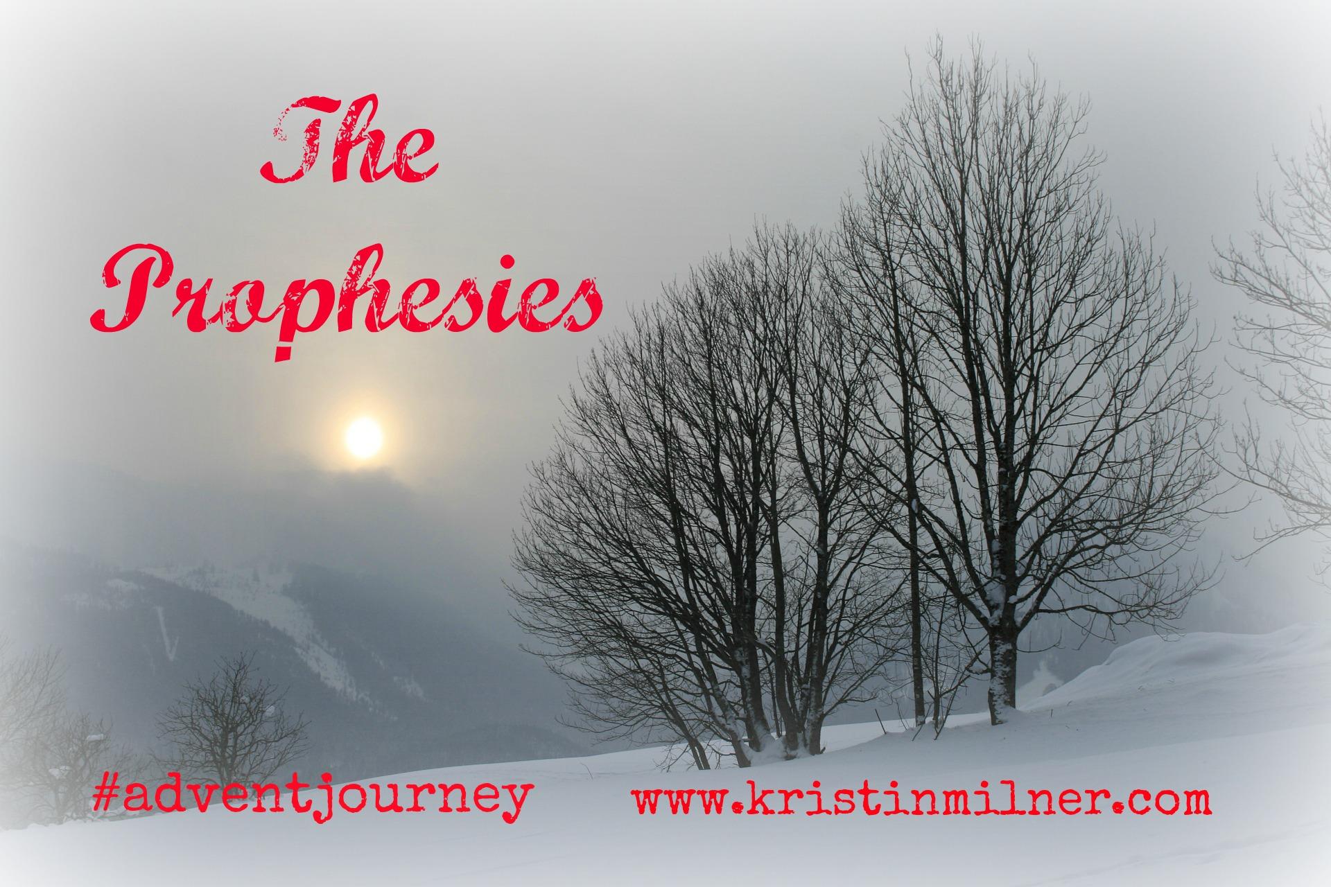 prophesies